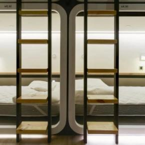 Hostales y Albergues - Hostal Taiwan  & Capsule Hotel