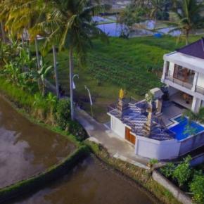 Hostales y Albergues - Villa Warna Ubud