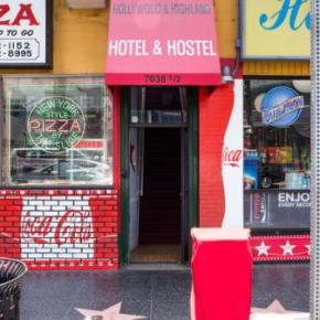 Hostales y Albergues - Hostal Hollywood and Highland Hotel and