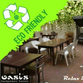 Hostales y Albergues - Hostal Oasis Backpackers'  Granada