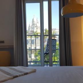 Hostales y Albergues - Hostal Le Regent  Montmartre
