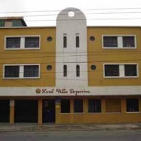 Hostales y Albergues - Hotel Villa Deportiva