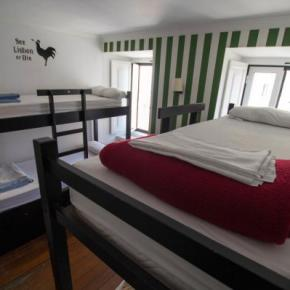 Hostales y Albergues - Hostal Oasis Backpackers  Lisbon