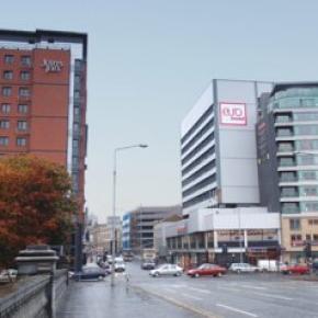 Hostales y Albergues - Hostal Euro s Glasgow