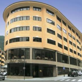 Hostales y Albergues -  Hotel Plaza Andorra