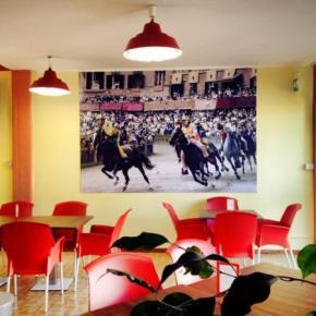 Hostales y Albergues - Hostal Siena  Guidoriccio