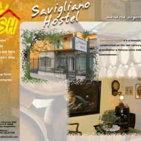 Hostales y Albergues - Hostal Savigliano International