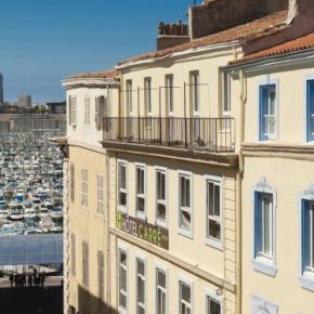 Hostales y Albergues - Hôtel Carré Vieux Port Marseille