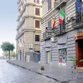 Hostales y Albergues - Garibaldi Hotel