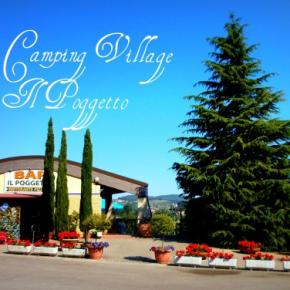 Hostales y Albergues - Camping Village Il Poggetto