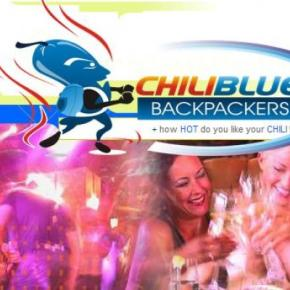 Hostales y Albergues - Hostal Chiliblue Backpackers &