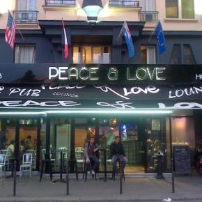 Hostales y Albergues - Hostal Peace & Love