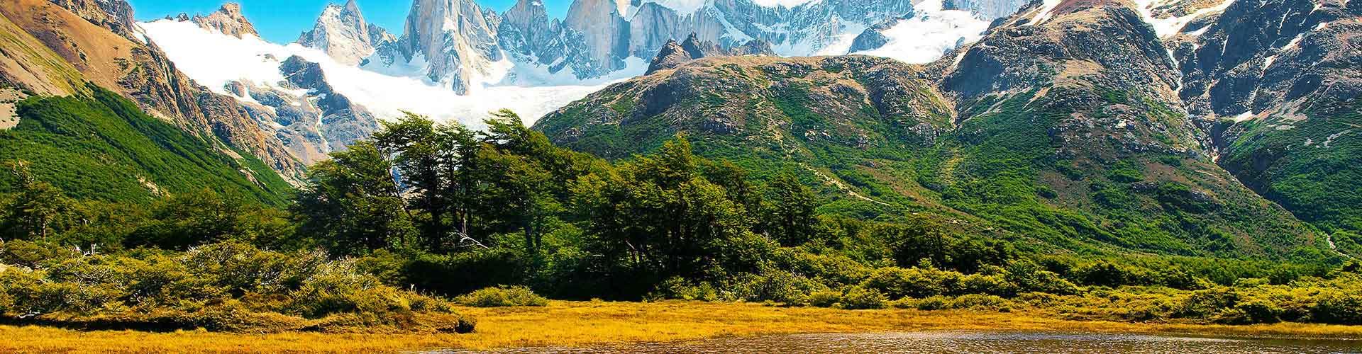 Mendoza - Campamentos en el distrito Parque Central. Mapas de Mendoza, Fotos y comentarios de cada Campamento en Mendoza.