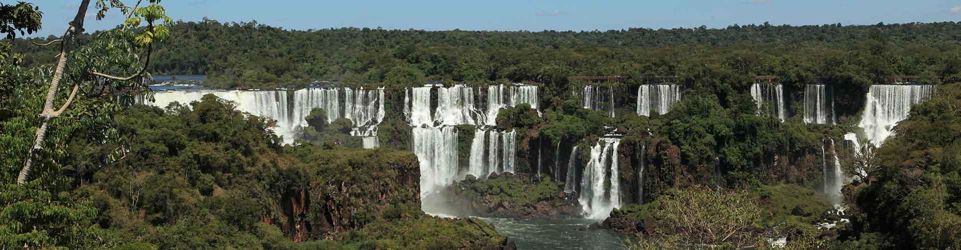 Puerto Iguazú - Habitaciones en Puerto Iguazú. Mapas de Puerto Iguazú, Fotos y comentarios de cada Habitación en Puerto Iguazú.