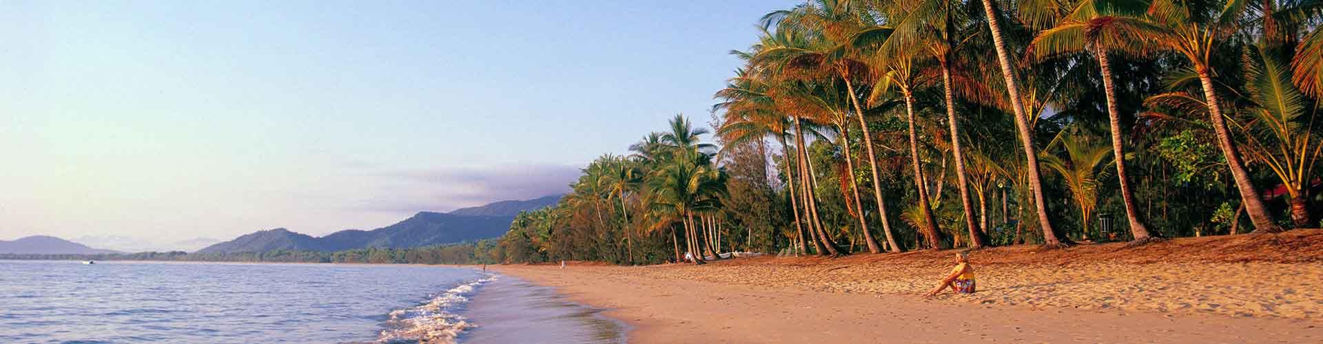 Cairns - Campamentos en Cairns. Mapas de Cairns, Fotos y comentarios de cada Campamento en Cairns.