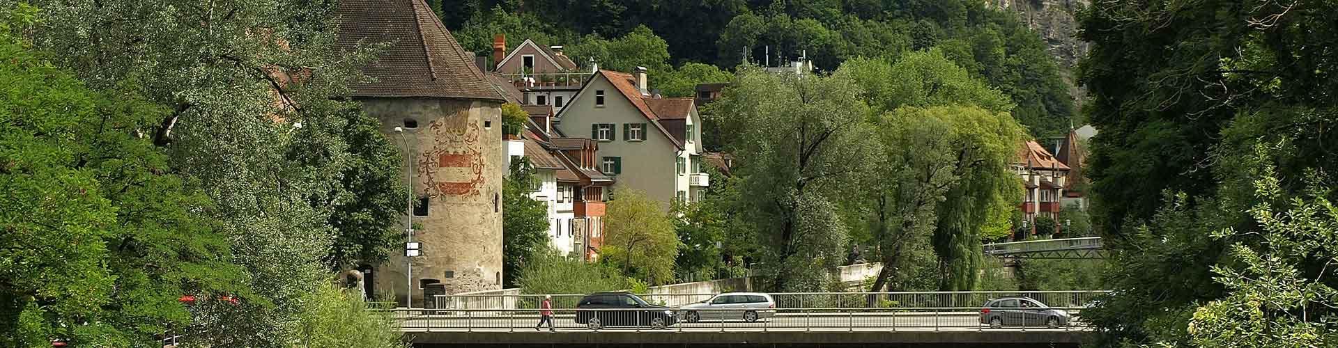 Feldkirch - Hostales en Feldkirch. Mapas de Feldkirch, Fotos y comentarios de cada Hostal en Feldkirch.