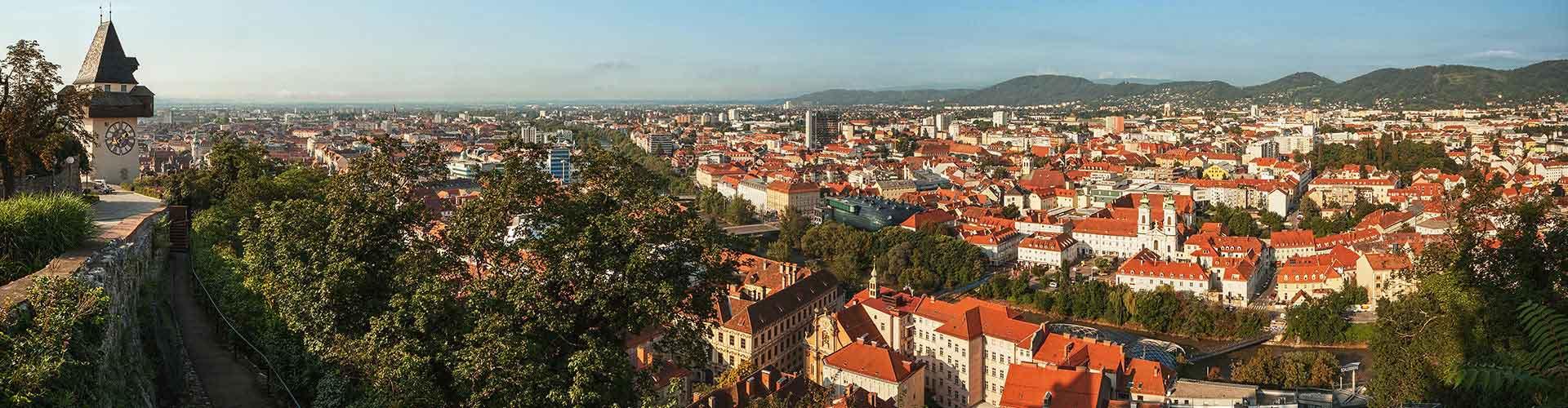 Graz - Hostales en Graz. Mapas de Graz, Fotos y comentarios de cada Hostal en Graz.