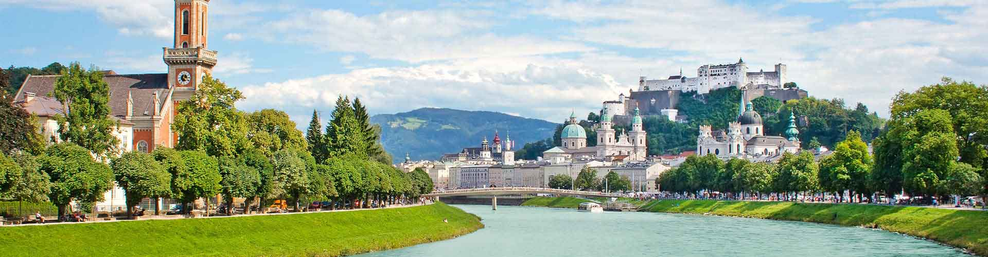 Salzburgo - Hostales en Salzburgo. Mapas de Salzburgo, Fotos y comentarios de cada Hostal en Salzburgo.