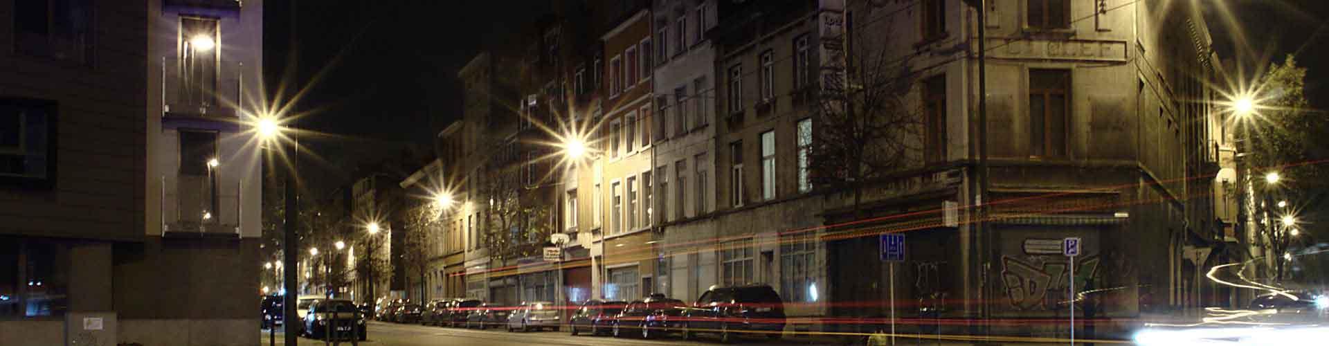 Bruselas - Hostales en el distrito Molenbeek-Saint-Jean. Mapas de Bruselas, Fotos y comentarios de cada Hostal en Bruselas.