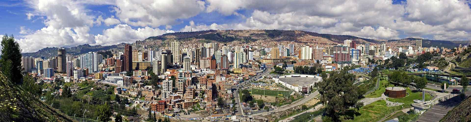 La Paz - Hoteles baratos en La Paz. Mapas de La Paz, Fotos y comentarios de cada Hotel en La Paz.