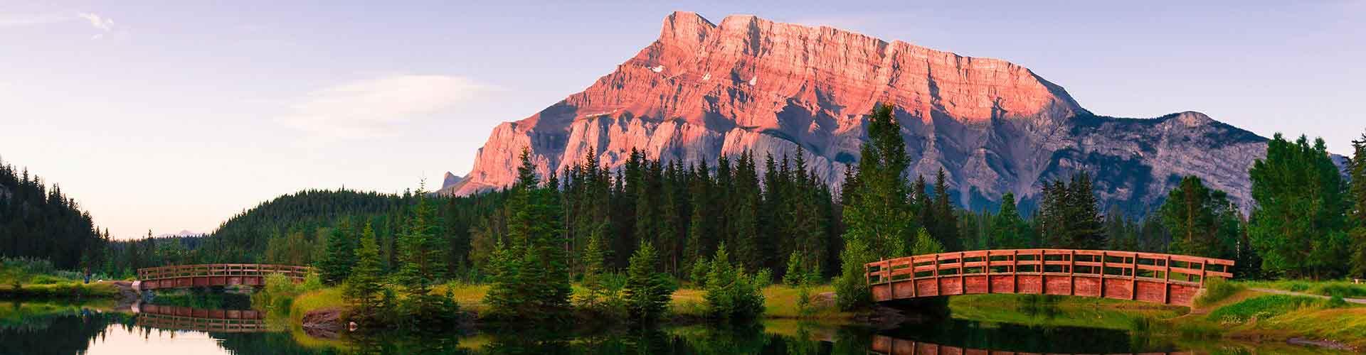 Banff - Hostales en Banff. Mapas de Banff, Fotos y comentarios de cada Hostal en Banff.