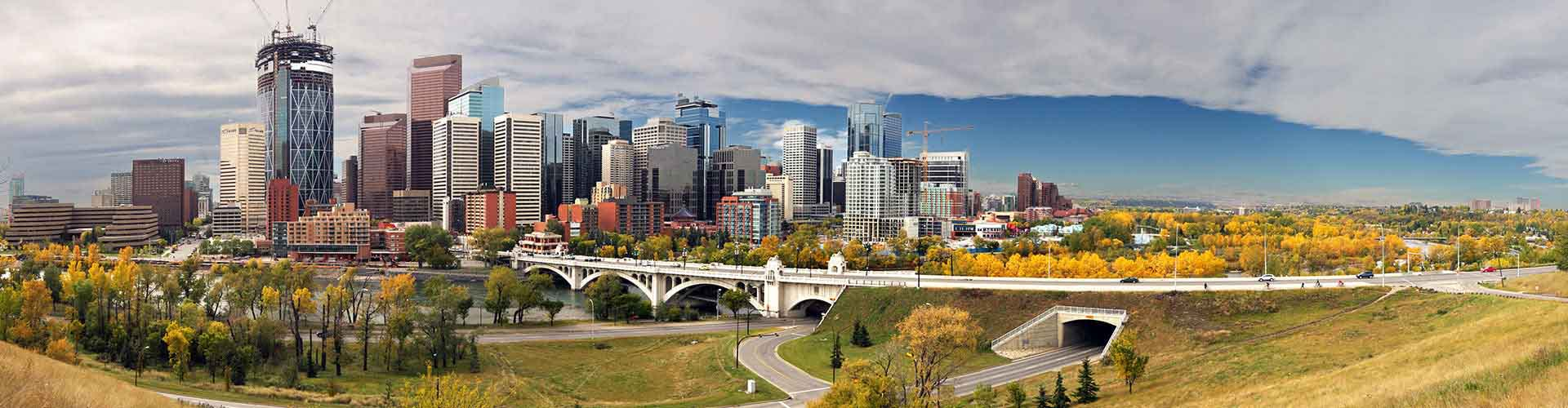 Calgary - Apartamentos en el distrito Parque Stampede . Mapas de Calgary, Fotos y comentarios de cada Apartamento en Calgary.
