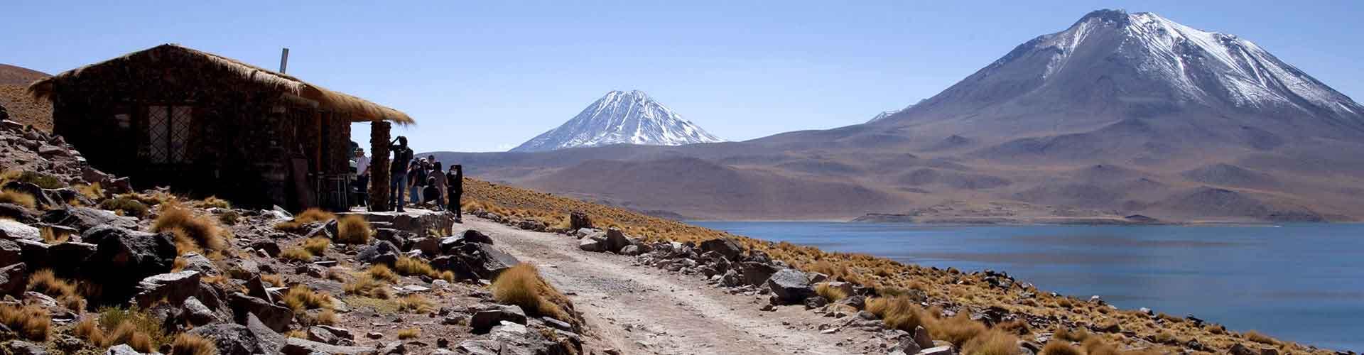San Pedro de Atacama - Campamentos en San Pedro de Atacama. Mapas de San Pedro de Atacama, Fotos y comentarios de cada Campamento en San Pedro de Atacama.