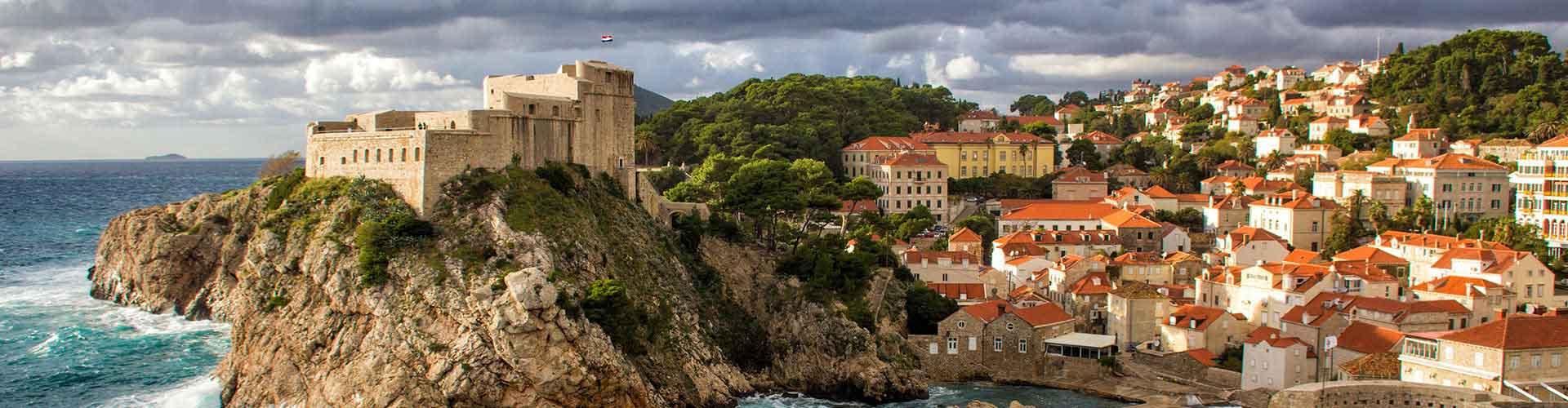 Dubrovnik - Hostales en Dubrovnik. Mapas de Dubrovnik, Fotos y comentarios de cada Hostal en Dubrovnik.