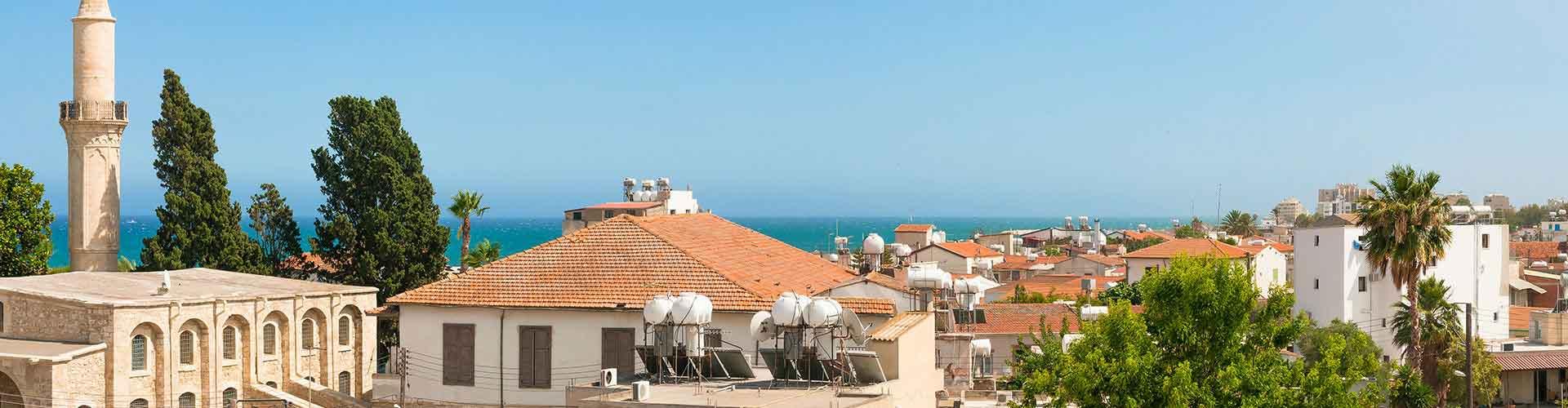 Larnaca - Hostales en Larnaca. Mapas de Larnaca, Fotos y comentarios de cada Hostal en Larnaca.