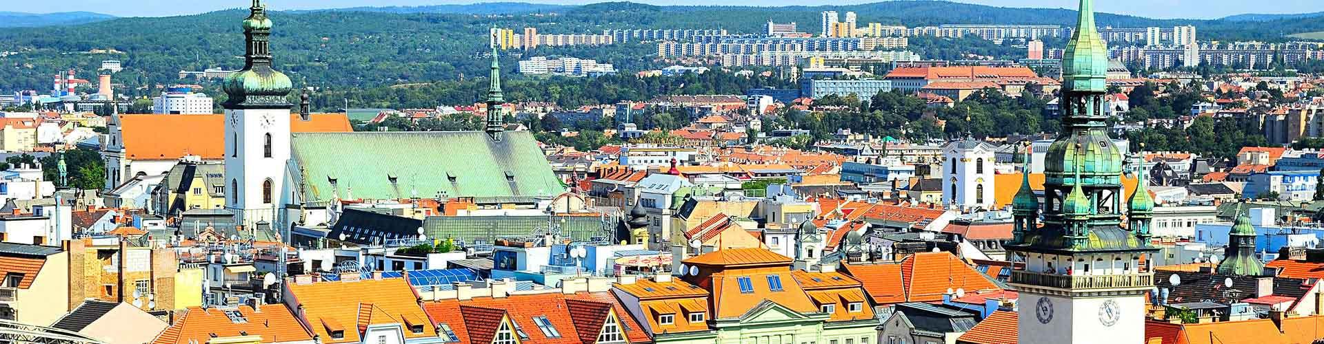 Brno - Hostales en Brno. Mapas de Brno, Fotos y comentarios de cada Hostal en Brno.