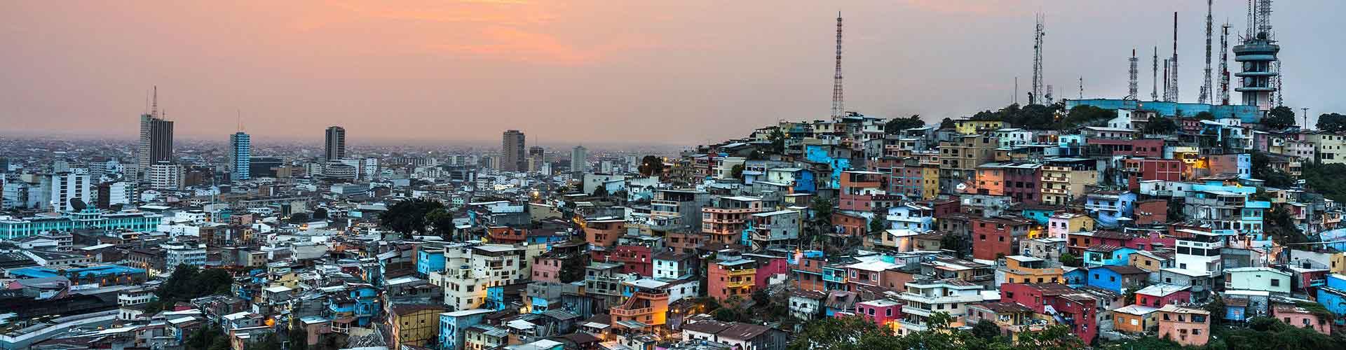 Guayaquil - Campamentos en Guayaquil. Mapas de Guayaquil, Fotos y comentarios de cada Campamento en Guayaquil.