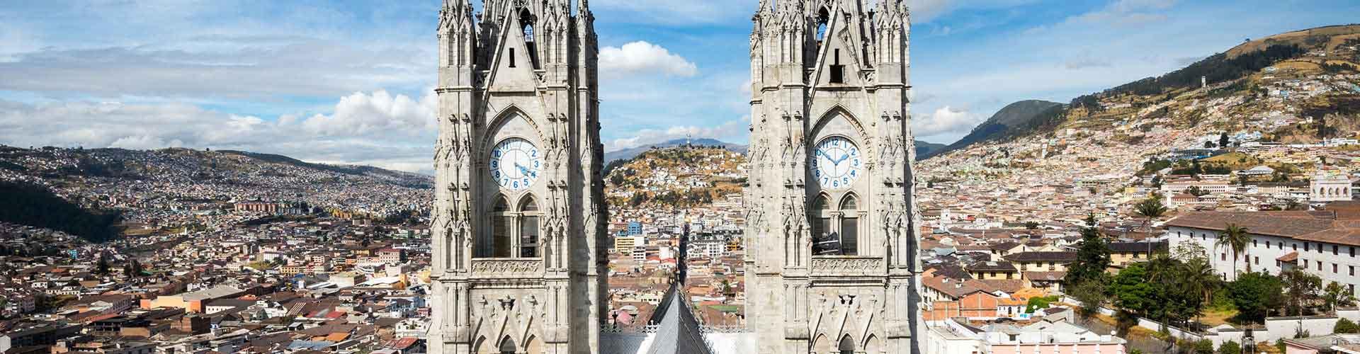 Quito - Habitaciones en Quito. Mapas de Quito, Fotos y comentarios de cada Habitación en Quito.