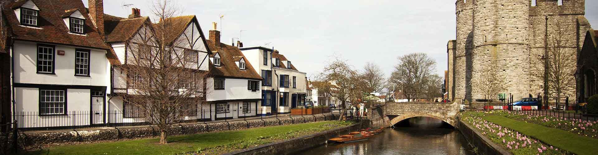 Canterbury - Habitaciones en Canterbury. Mapas de Canterbury, Fotos y comentarios de cada Habitación en Canterbury.