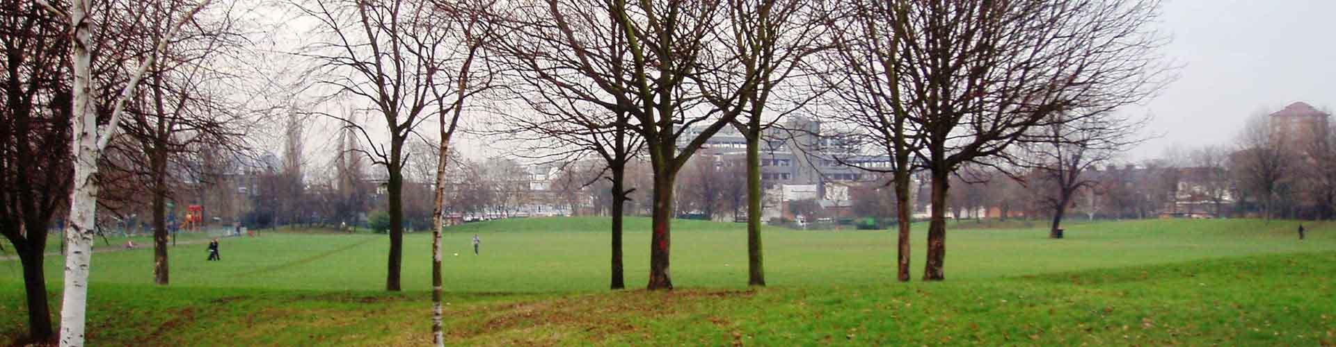 Londres - Hostales en el distrito Municipio de Lambeth. Mapas de Londres, Fotos y comentarios de cada Hostal en Londres.