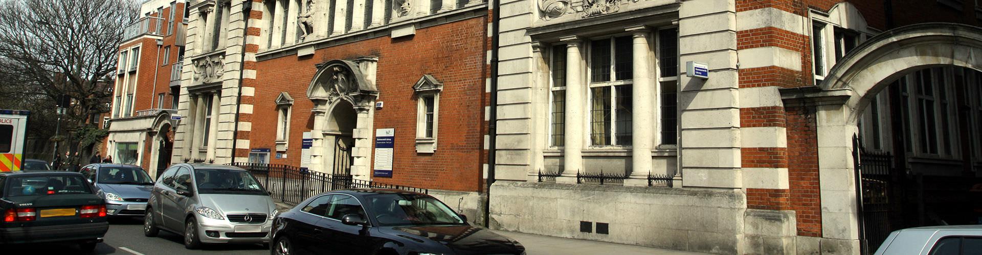 Londres - Hostales en el distrito Hammersmith Broadway. Mapas de Londres, Fotos y comentarios de cada Hostal en Londres.