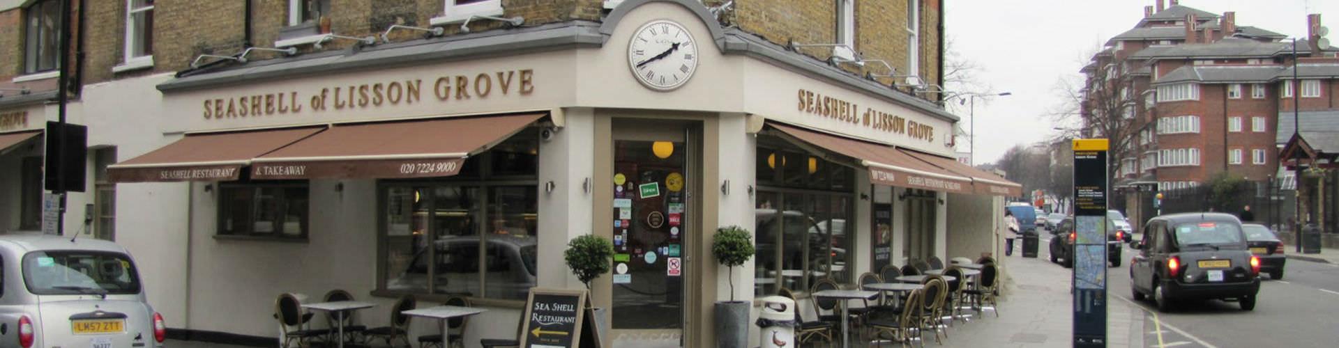Londres - Hostales en el distrito Lisson Grove. Mapas de Londres, Fotos y comentarios de cada Hostal en Londres.
