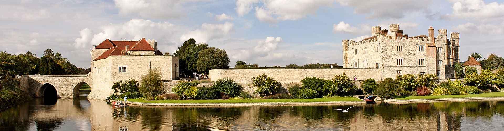 Leeds - Hostales en el distrito Parque Hyde . Mapas de Leeds, Fotos y comentarios de cada Hostal en Leeds.