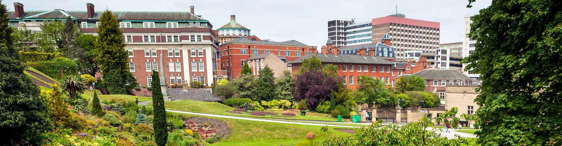 Nottingham - Apartamentos en Nottingham. Mapas de Nottingham, Fotos y comentarios de cada Apartamento en Nottingham.