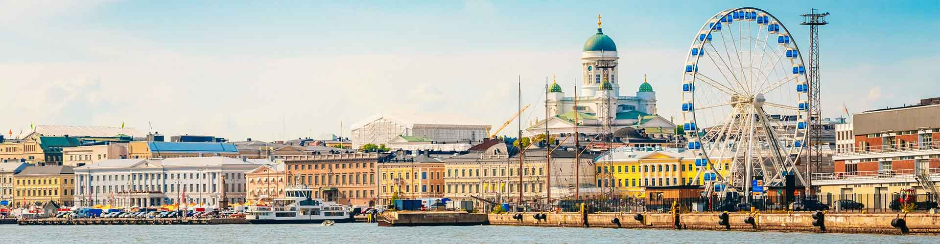 Helsinki - Habitaciones cerca a Suomenlinna. Mapas de Helsinki, Fotos y comentarios de cada Habitación en Helsinki.