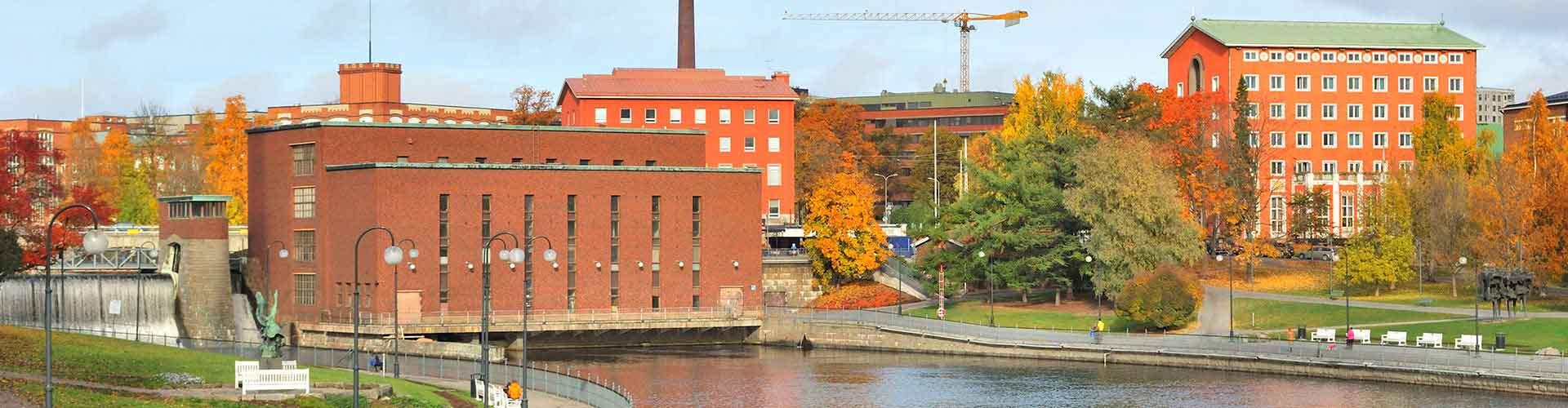 Tampere - Hostales en Tampere. Mapas de Tampere, Fotos y comentarios de cada Hostal en Tampere.