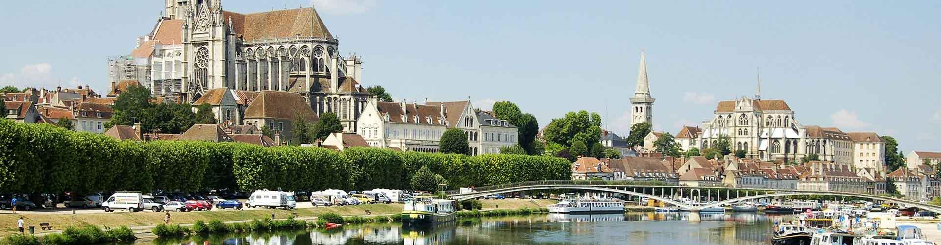 Auxerre - Hostales en Auxerre. Mapas de Auxerre, Fotos y Comentarios para cada hostal en Auxerre.