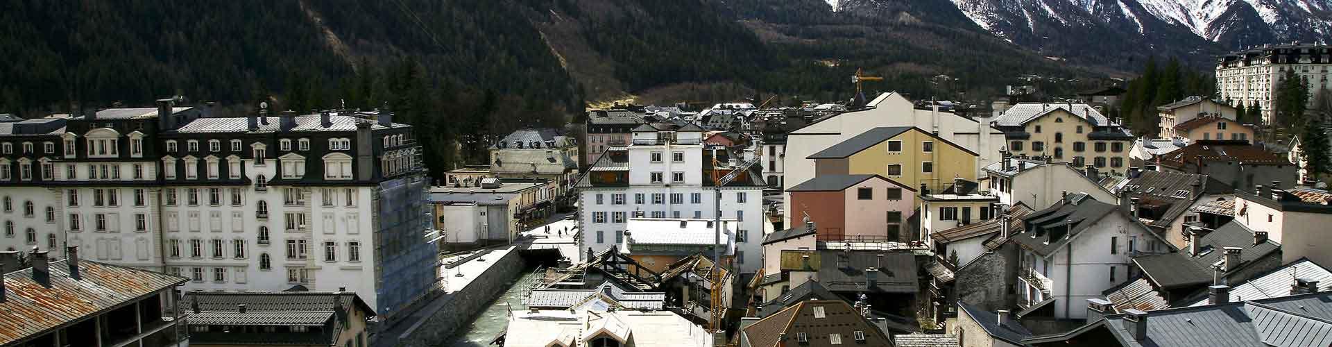 Chamonix - Habitaciones en Chamonix. Mapas de Chamonix, Fotos y comentarios de cada Habitación en Chamonix.