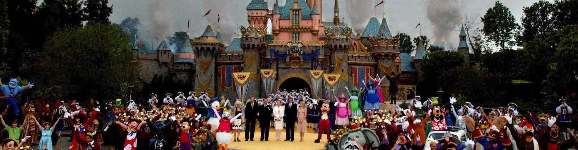 París - Disneyland - Hostales en París - Disneyland. Mapas de París - Disneyland, Fotos y comentarios de cada Hostal en París - Disneyland.