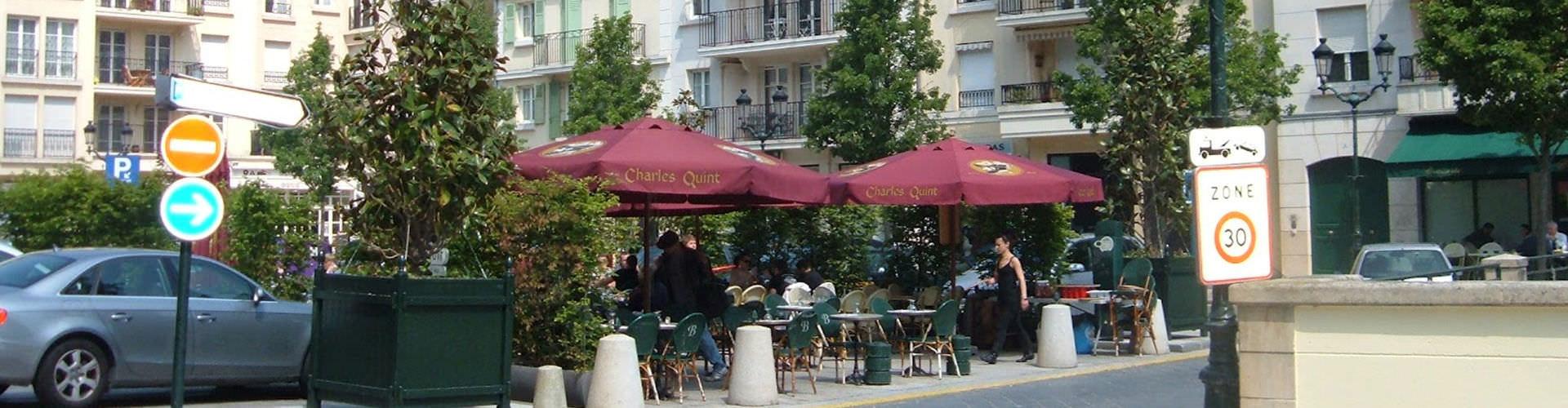 Niza - Hostales en el distrito Coeur de Ville. Mapas de Niza, Fotos y comentarios de cada Hostal en Niza.