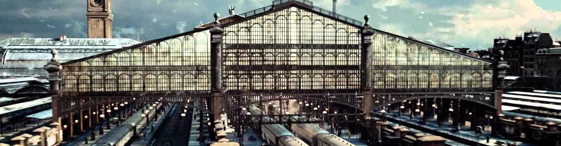 París - Campamentos cerca a Estación de tren de Montparnasse. Mapas de París, Fotos y comentarios de cada Campamento en París.