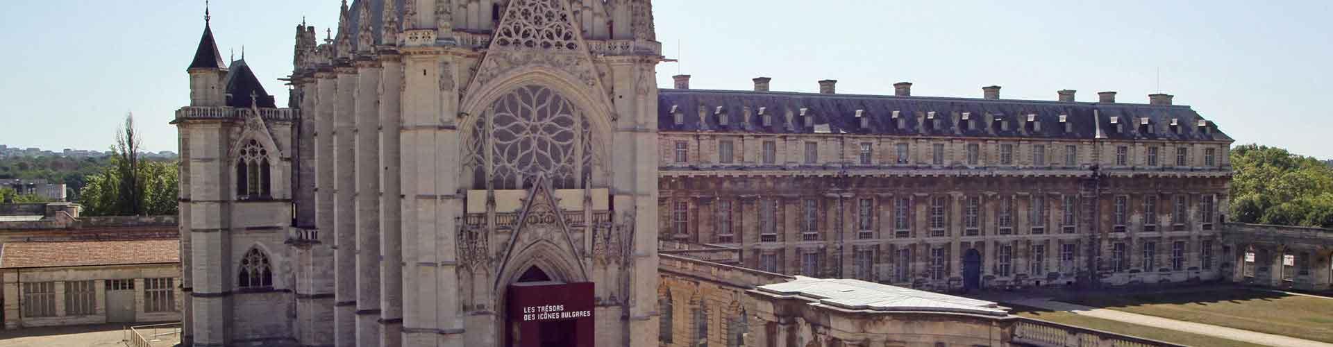 París - Hostales cerca a Sainte-Chapelle. Mapas de París, Fotos y comentarios de cada Hostal en París.