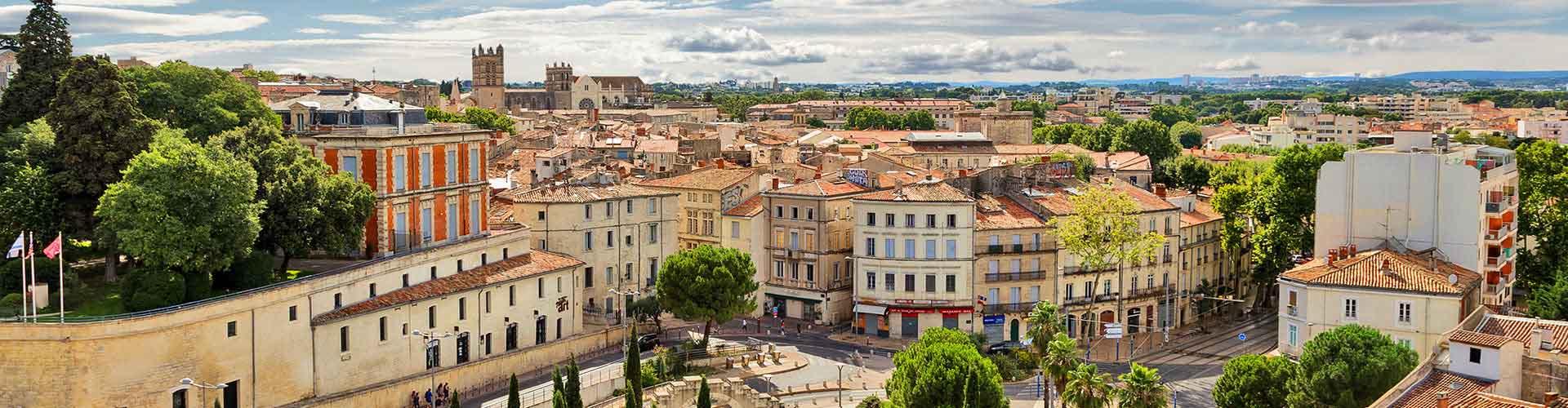 Montpellier - Habitaciones en Montpellier. Mapas de Montpellier, Fotos y comentarios de cada Habitación en Montpellier.