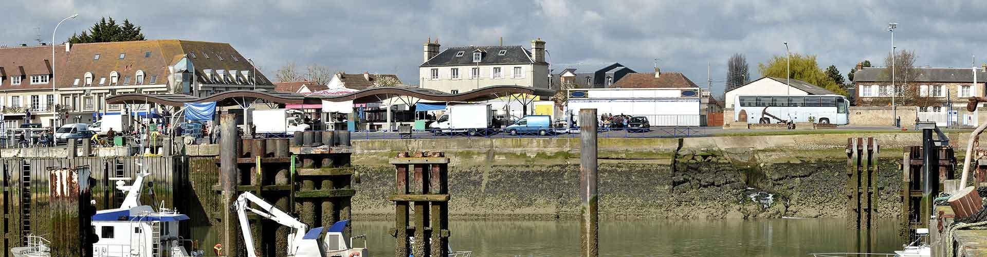 Ouistreham - Hostales en Ouistreham. Mapas de Ouistreham, Fotos y comentarios de cada Hostal en Ouistreham.