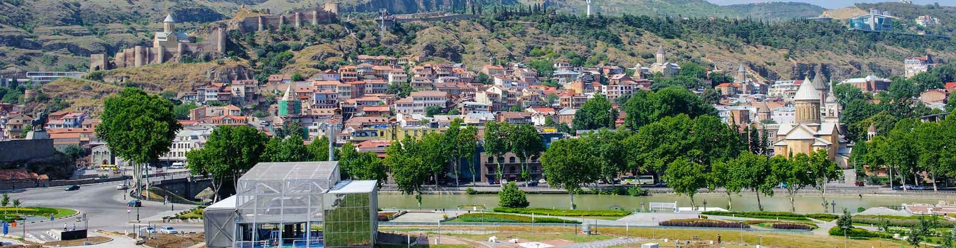Tbilisi - Hoteles baratos en Tbilisi. Mapas de Tbilisi, Fotos y comentarios de cada Hotel en Tbilisi.