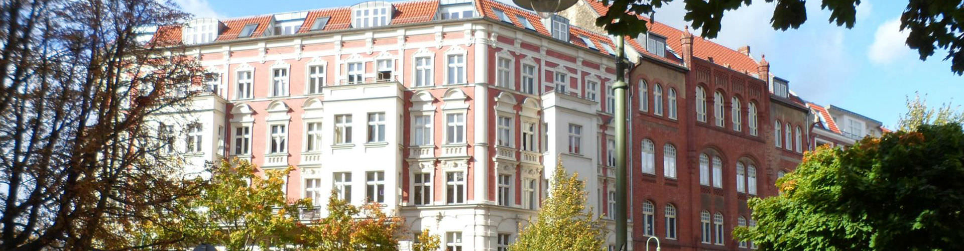 Berlín - Hostales en el distrito Prenzlauer Berg. Mapas de Berlín, Fotos y comentarios de cada Hostal en Berlín.